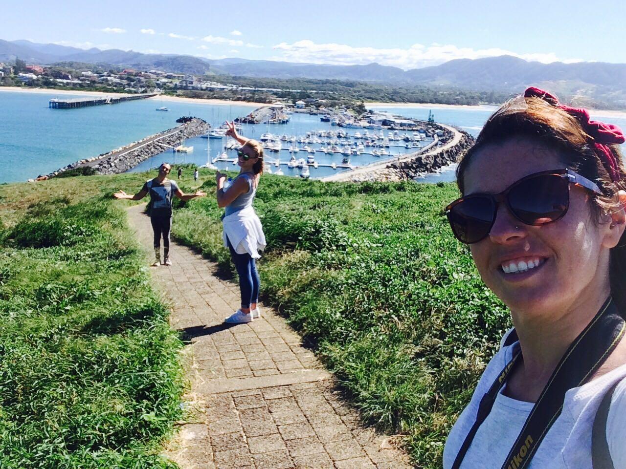 Balade à Muttonbird Island
