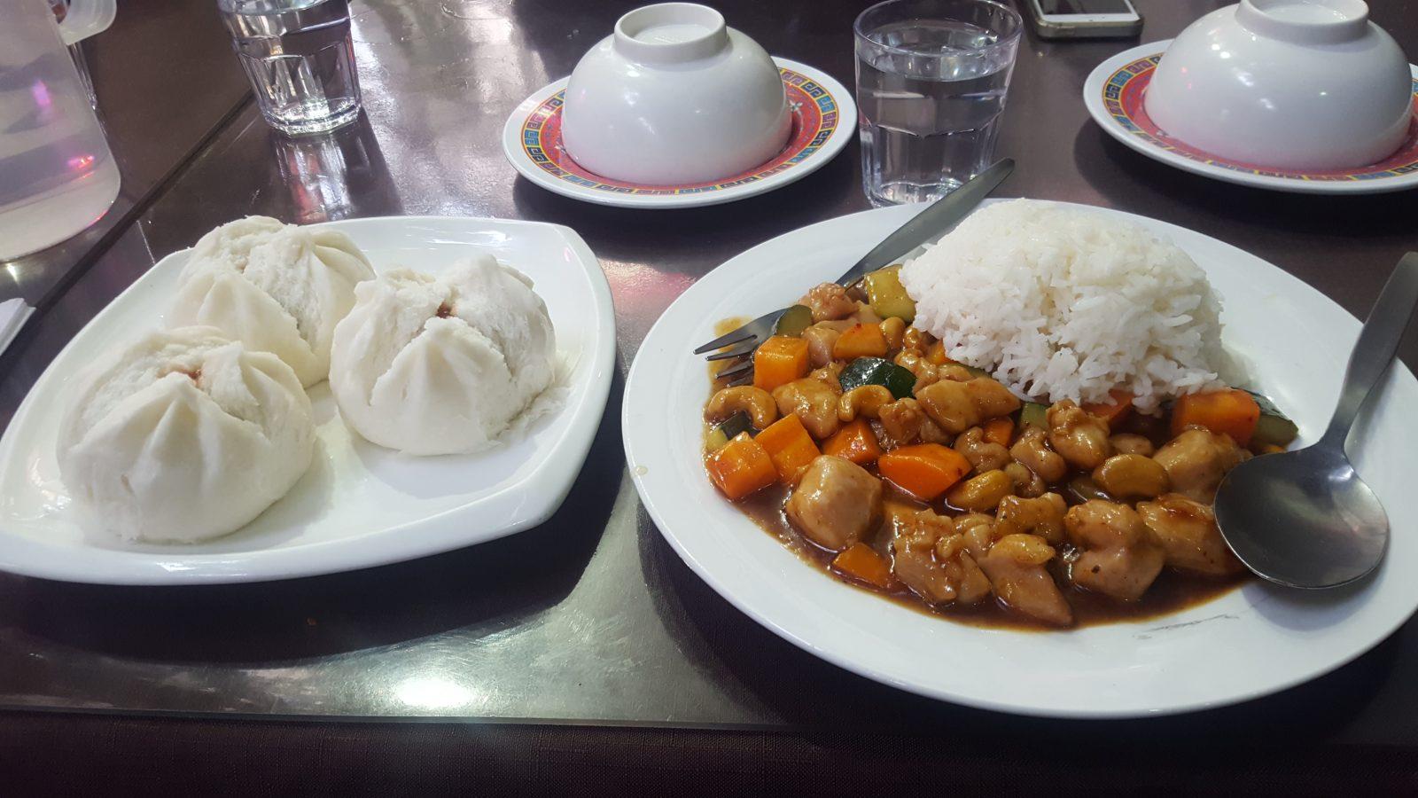 Déjeuner Chinatown