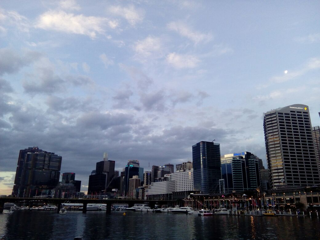 Darling Harbour CBD