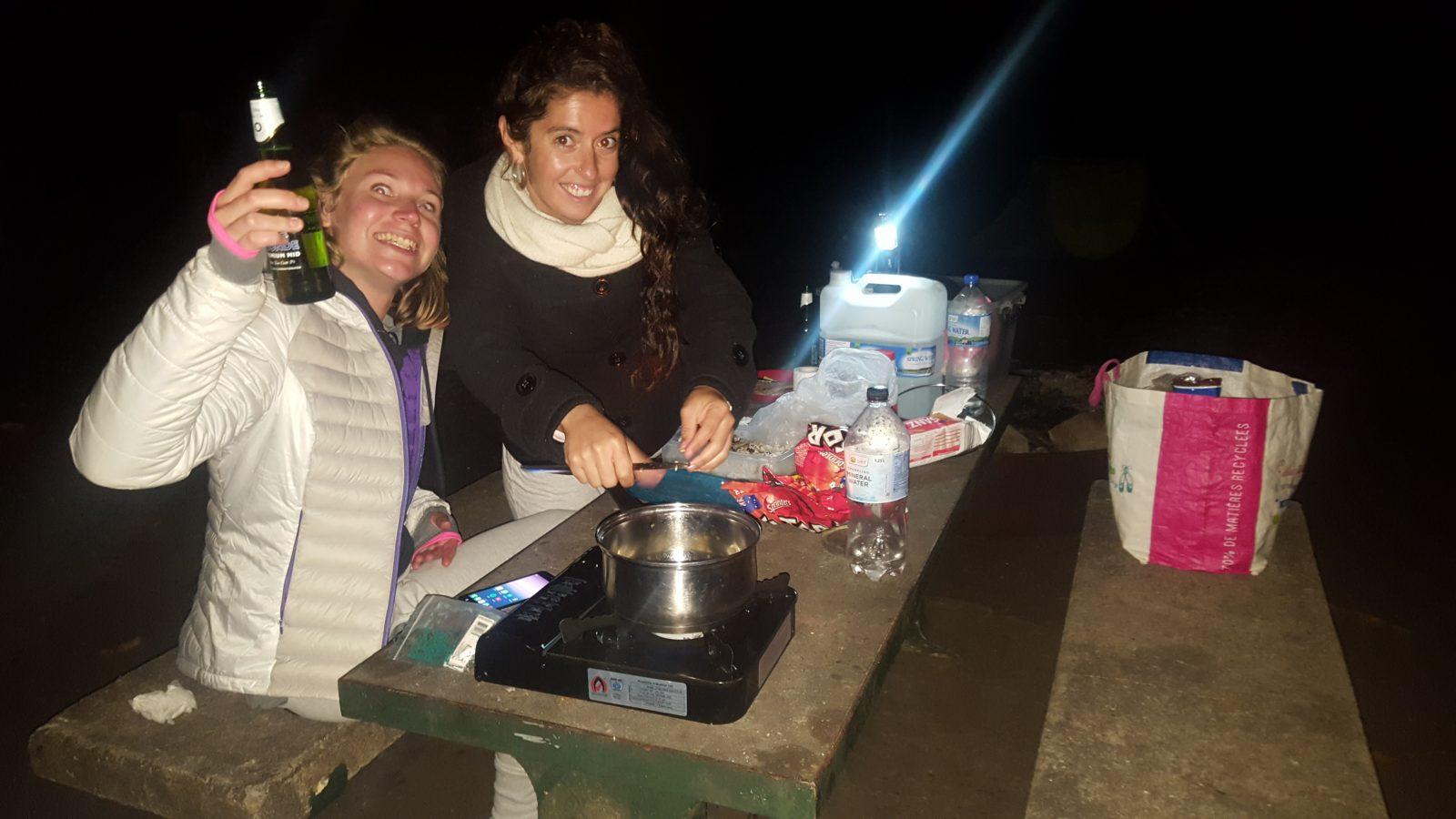 Diner free camp