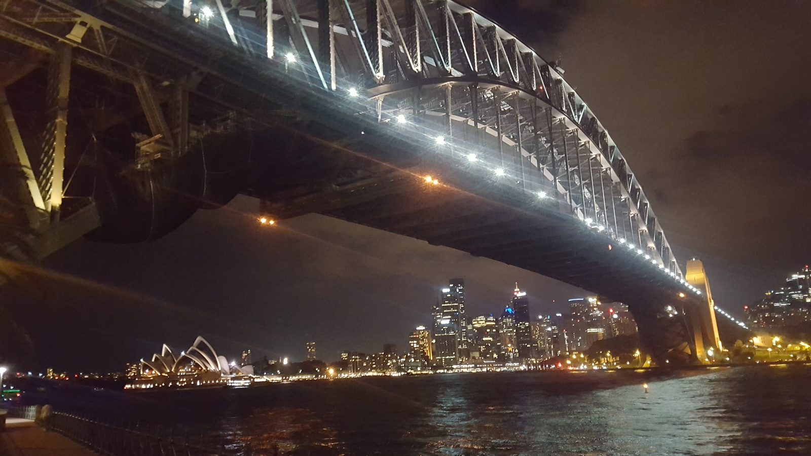 Harbour Bridge nuit
