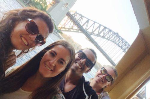 Article : Derniers jours sur Sydney