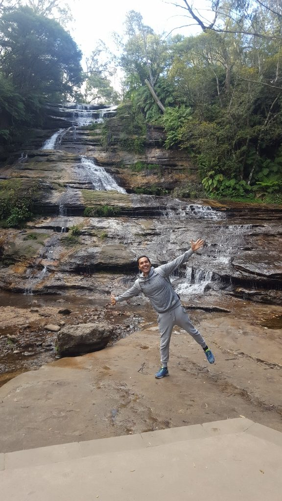 Katoomba waterfalls