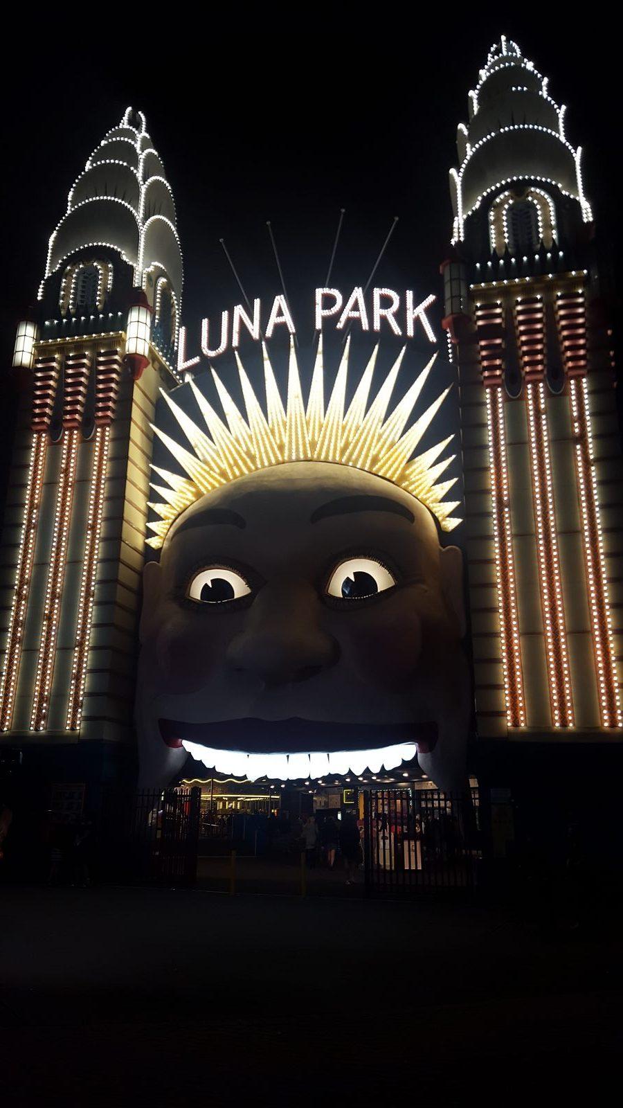 Entrée Luna Park