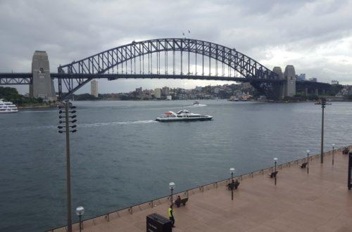 Article : Sydney : là où tout a commencé