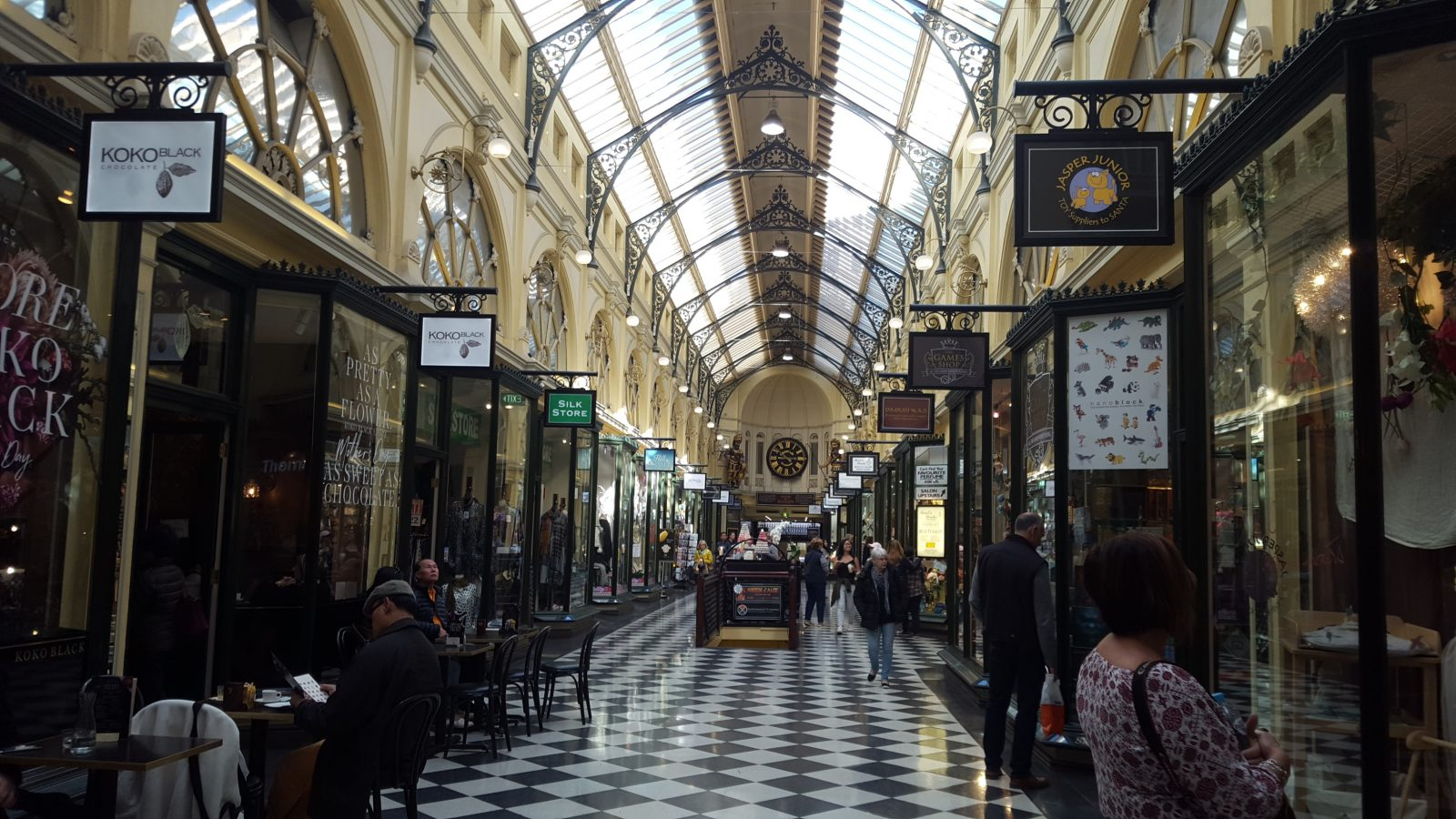 The Walk Arcade