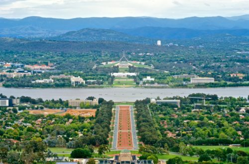 Article : En Australie, voyage à Canberra en photos