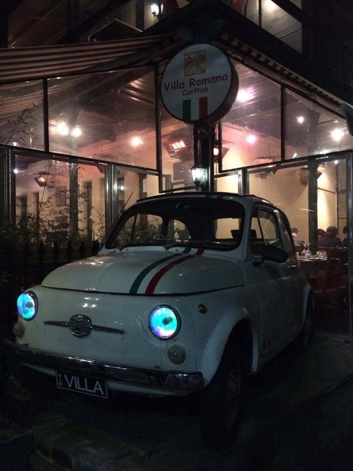 quartier italien Melbourne