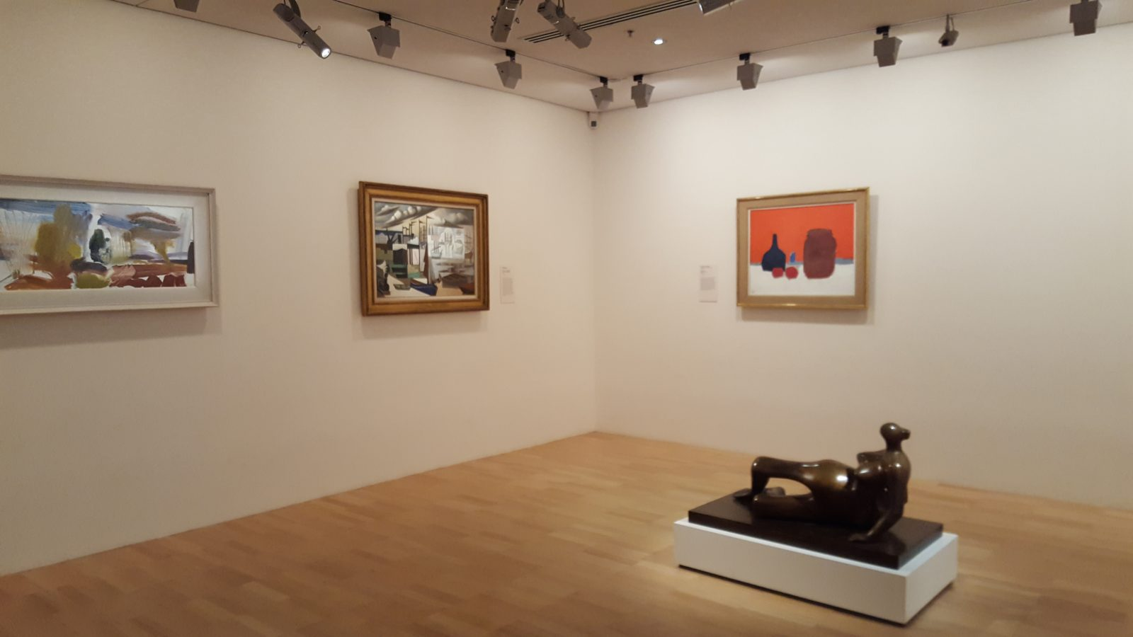Art contemporain NGV