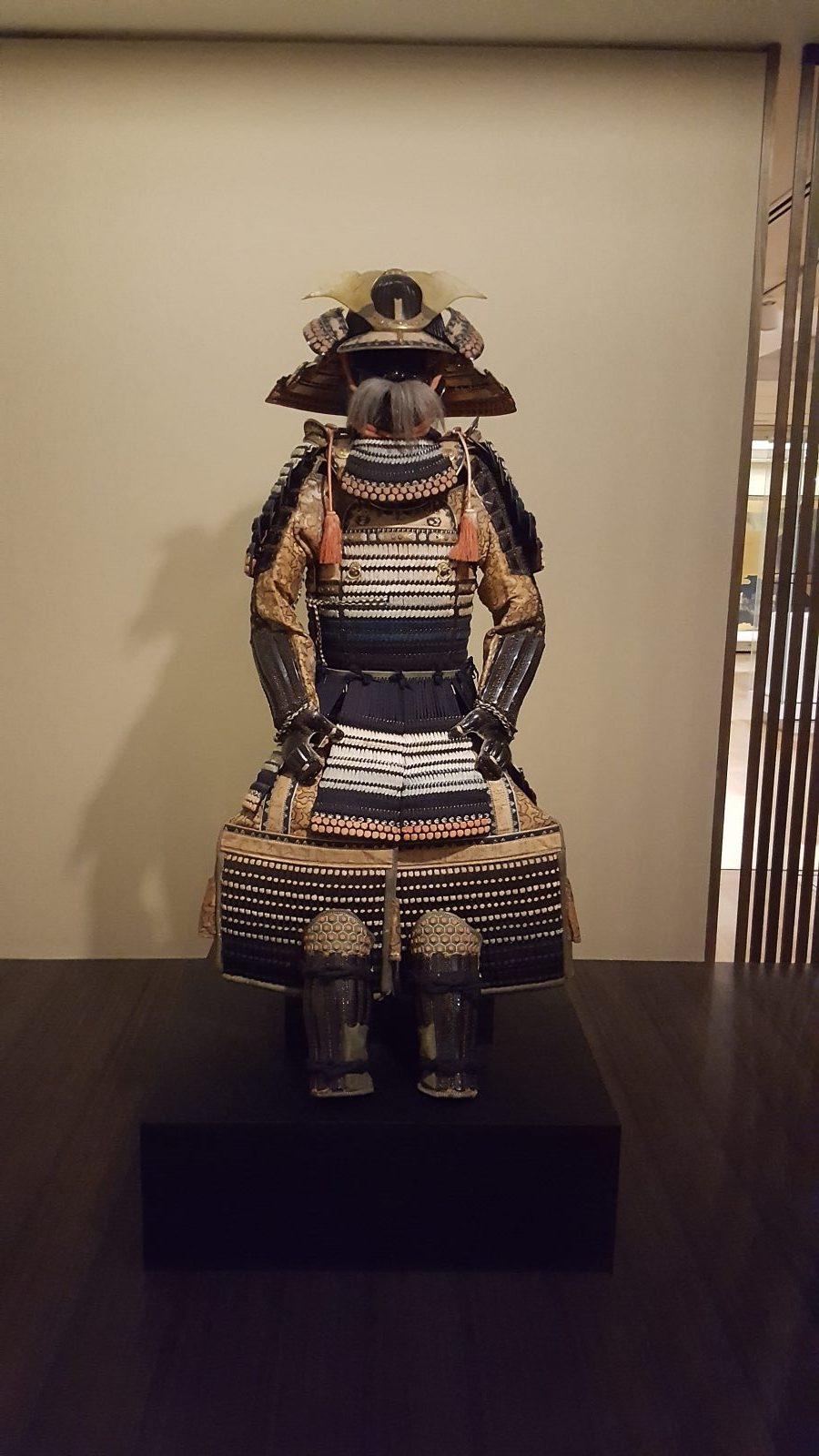 Armure Japon NGV