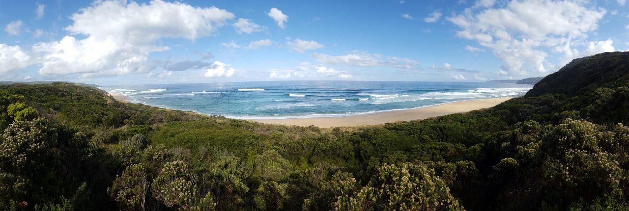 Panorama Johanna Beach