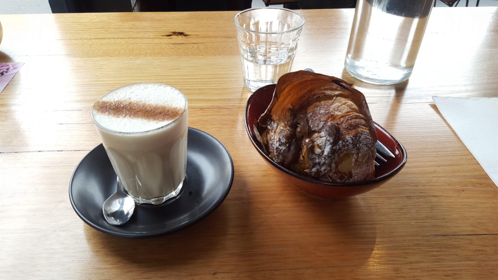 Petit-déjeuner Fitzroy