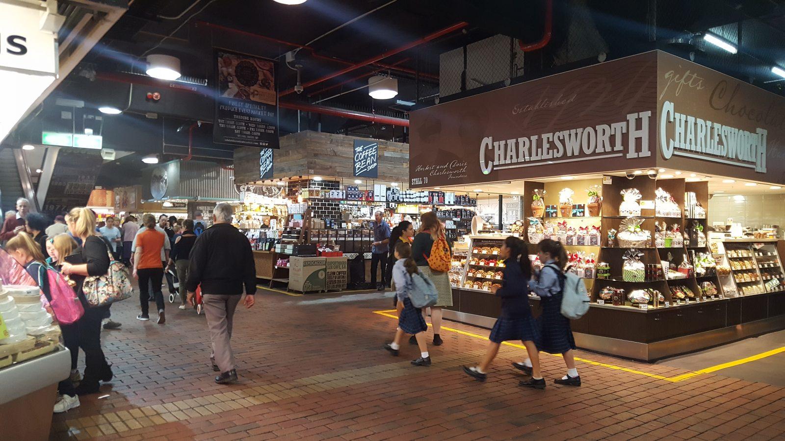 Allées Central Market