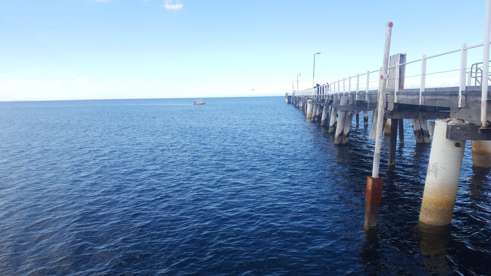 Ponton Tumby Bay