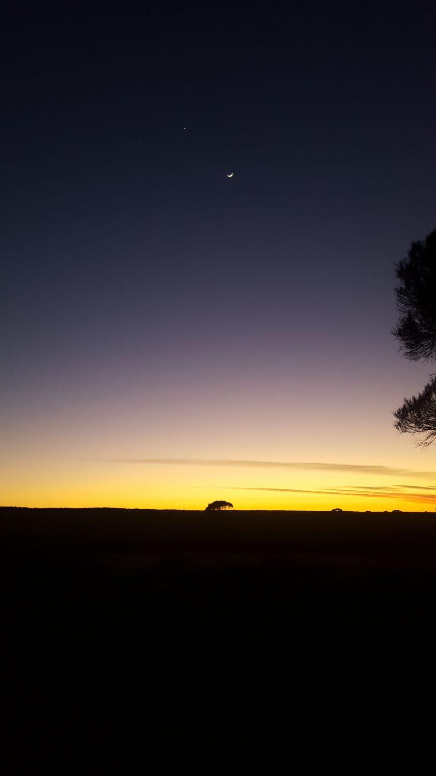lever soleil Nullarbor