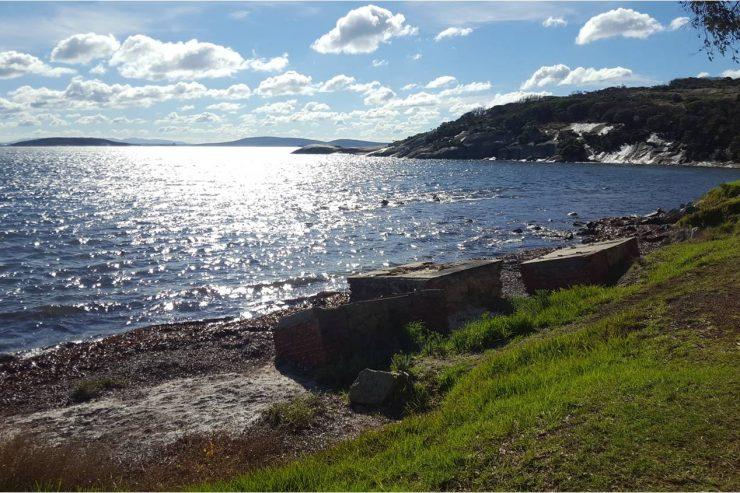 Visite éclair à Albany, direction Margaret River