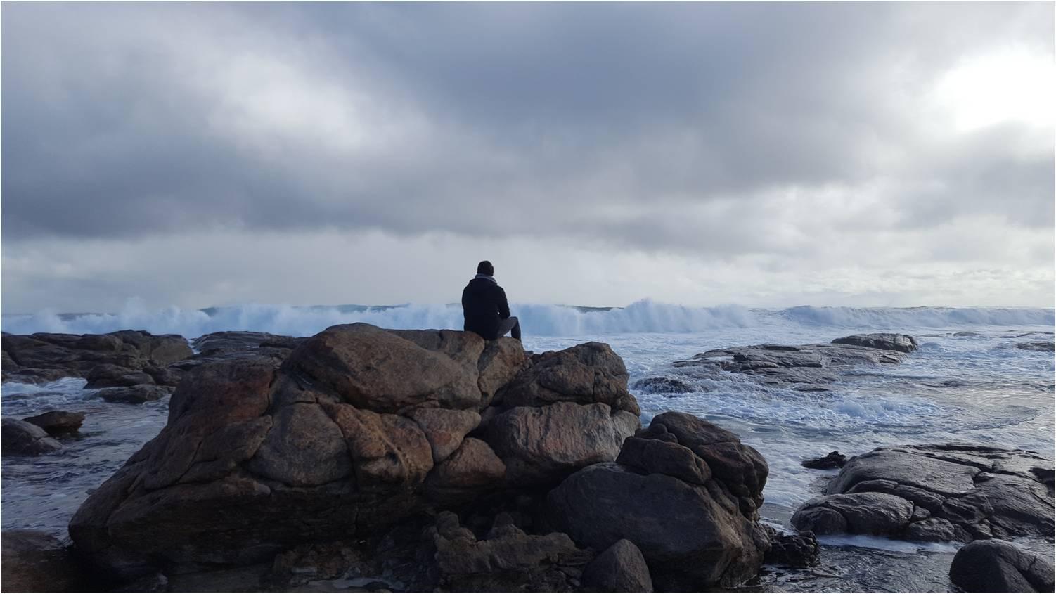 Réflexion Surfers Point