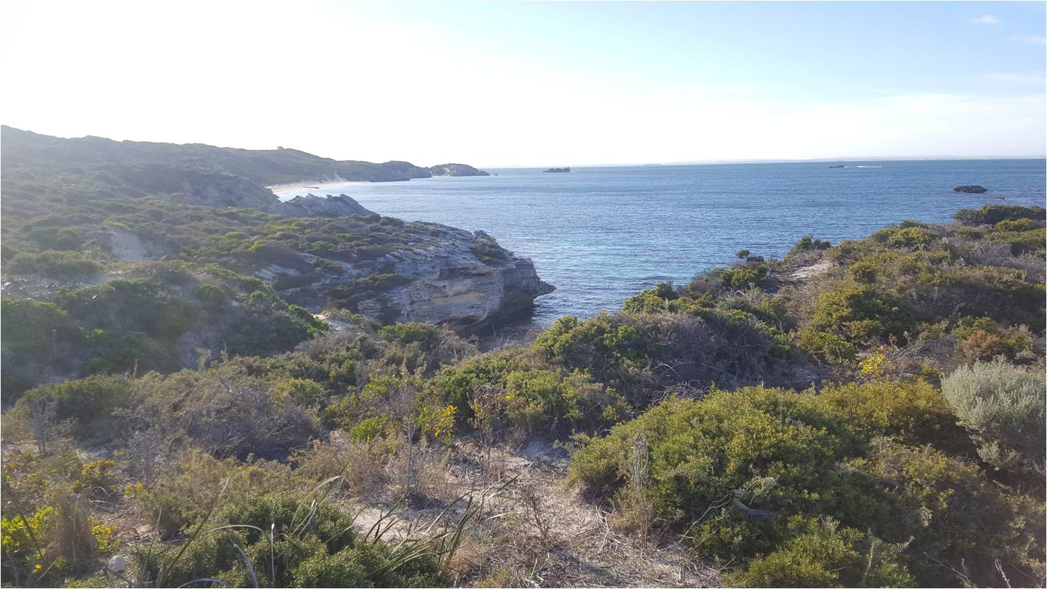 Route Rottnest Island