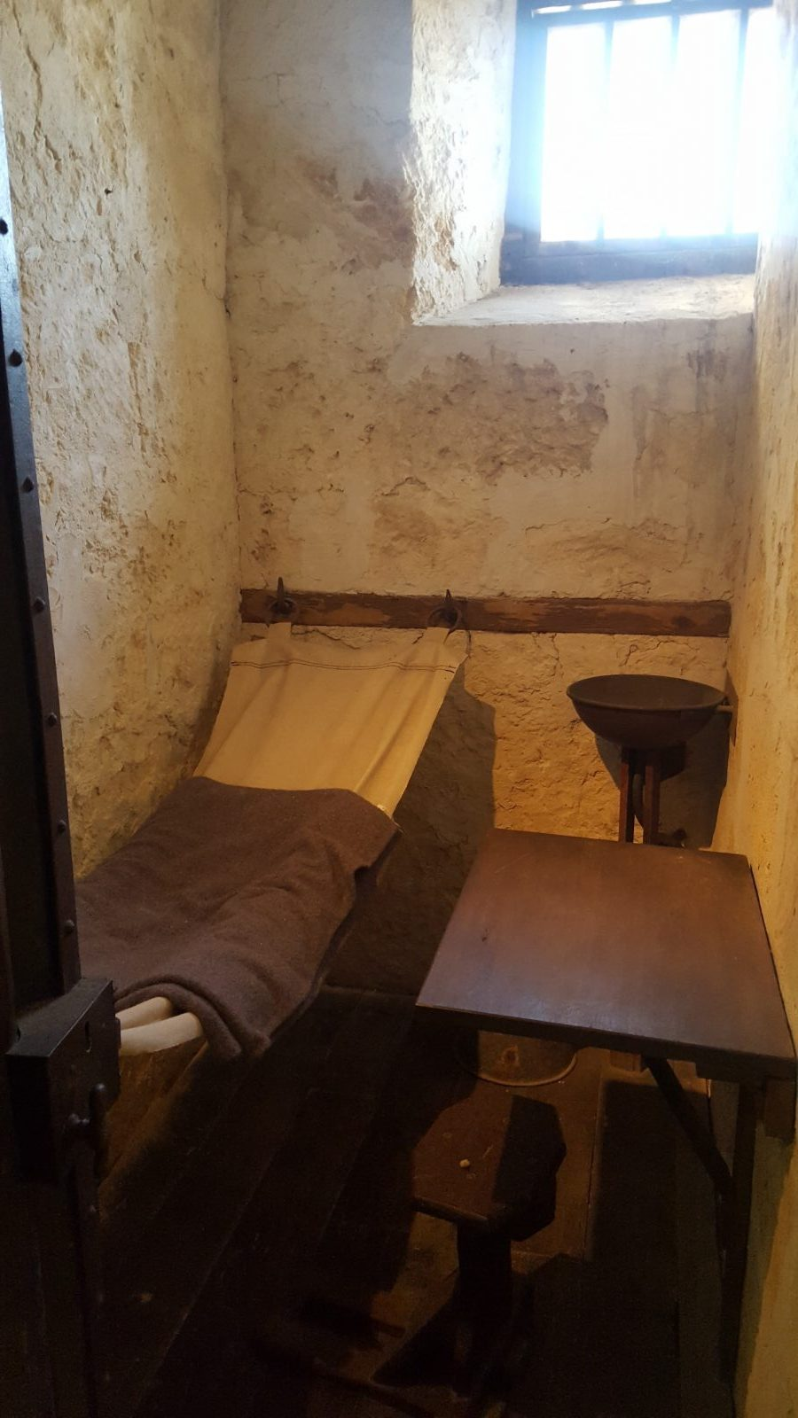 cellule prison Fremantle