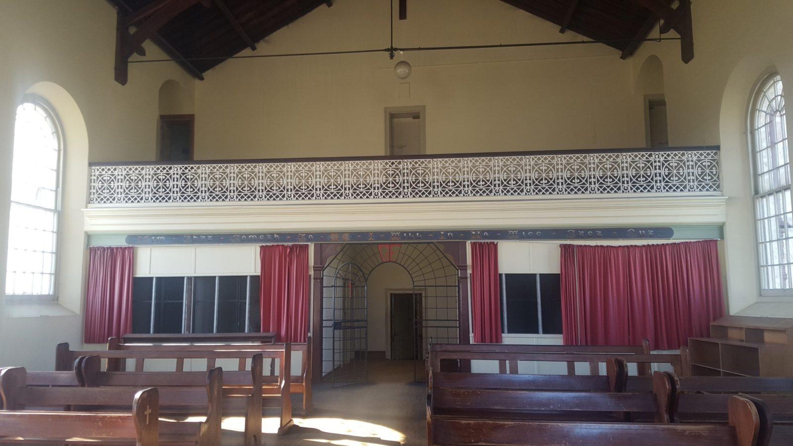 Chapelle prison Fremantle