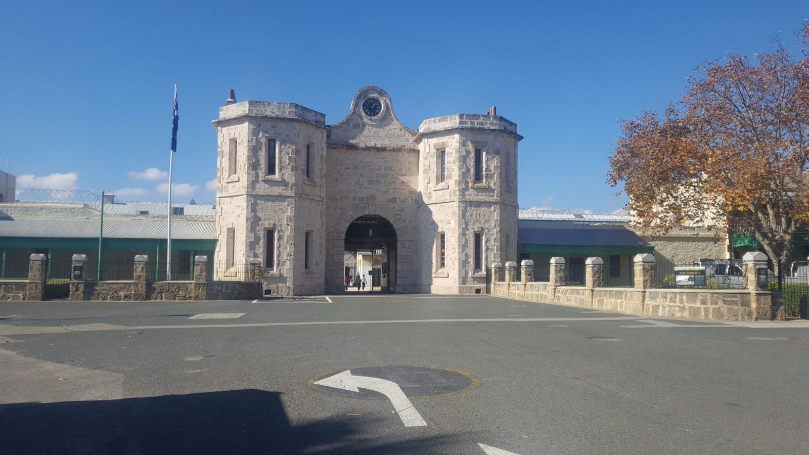 Bienvenue prison