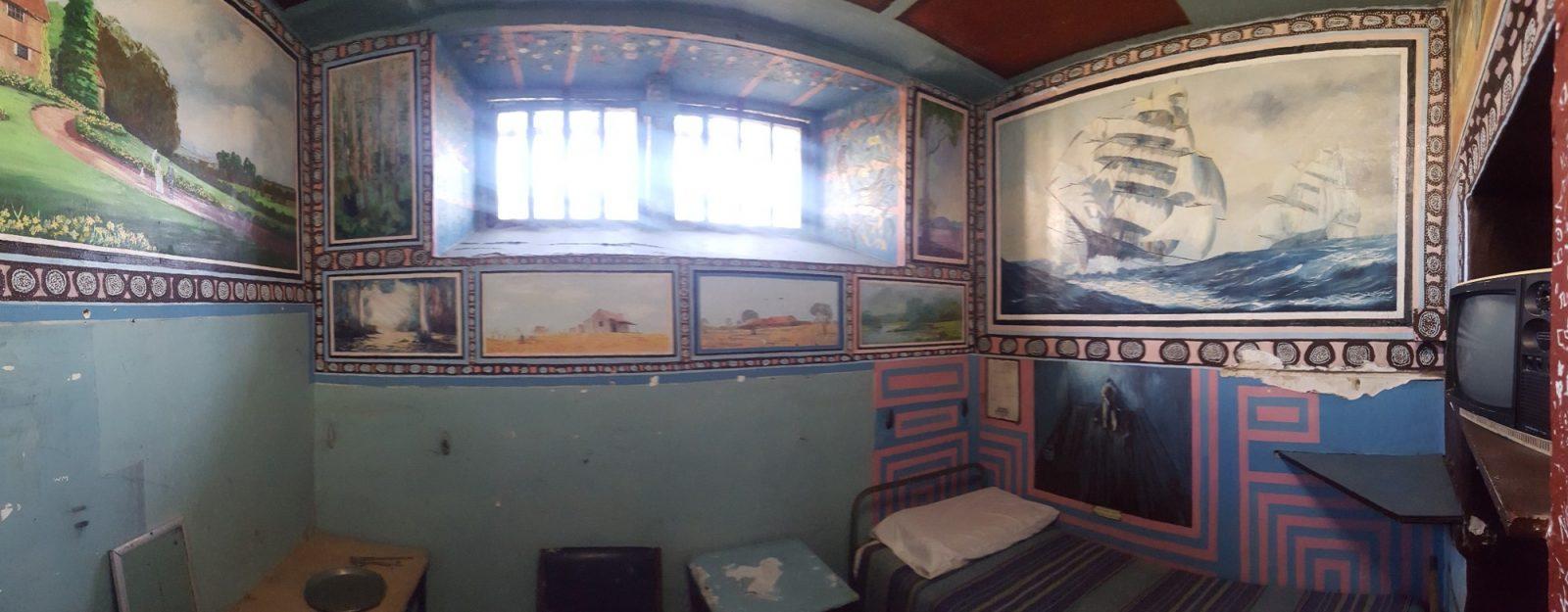 Peinture détenu Fremantle