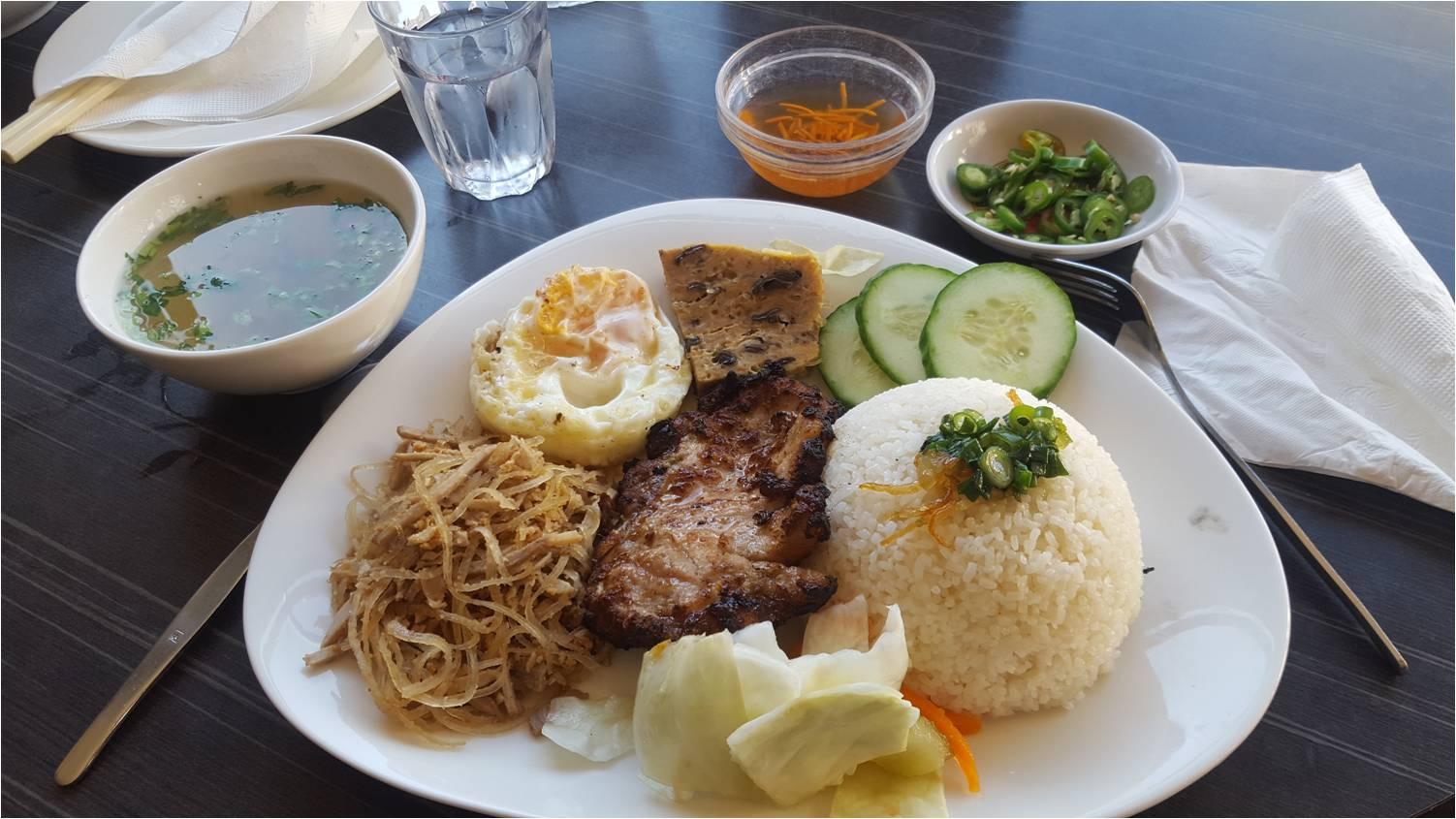 Déjeuner Chinatown Perth