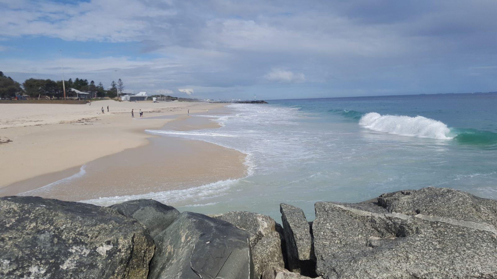 City Beach plage
