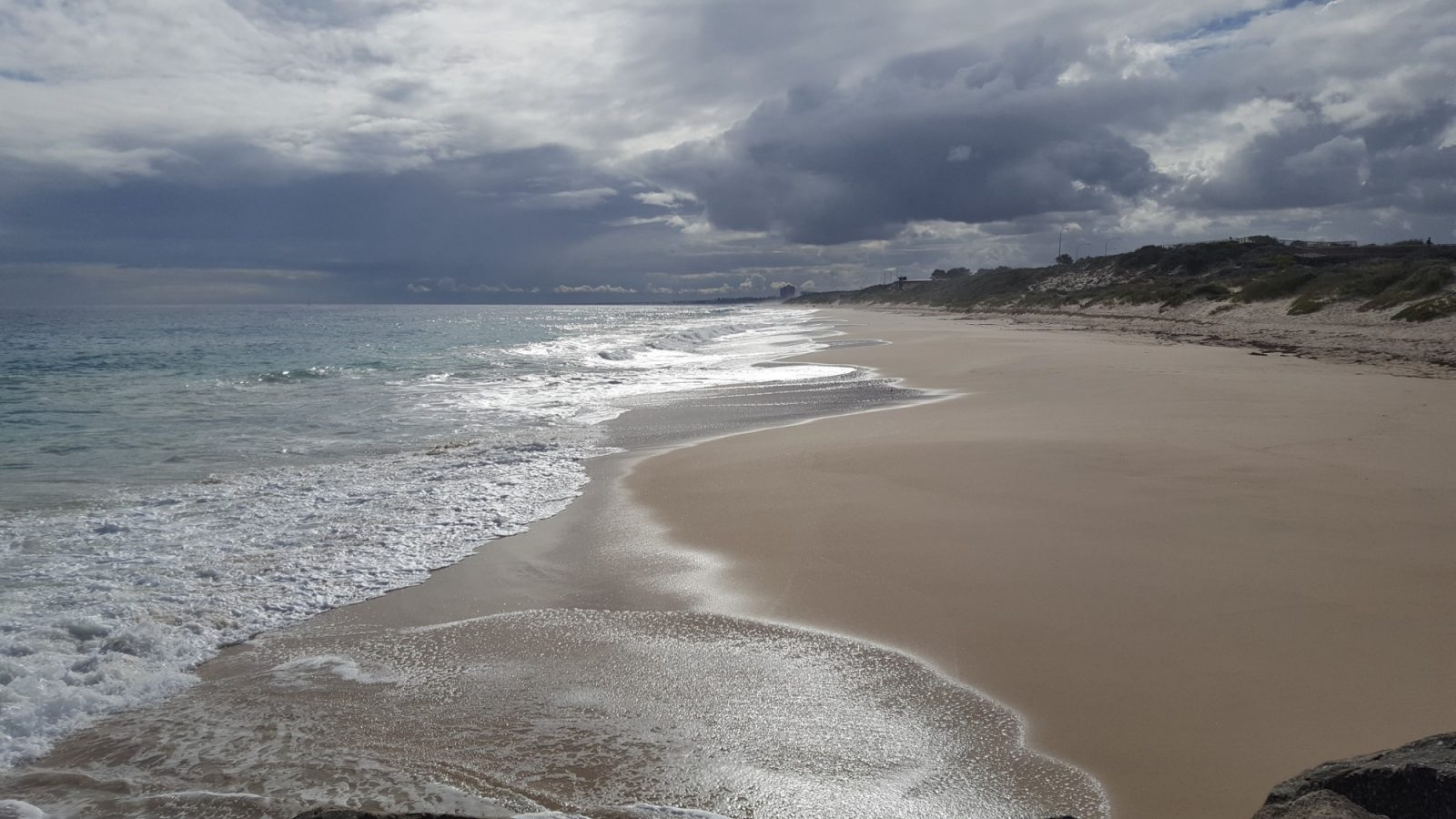 Désert plage City BEach
