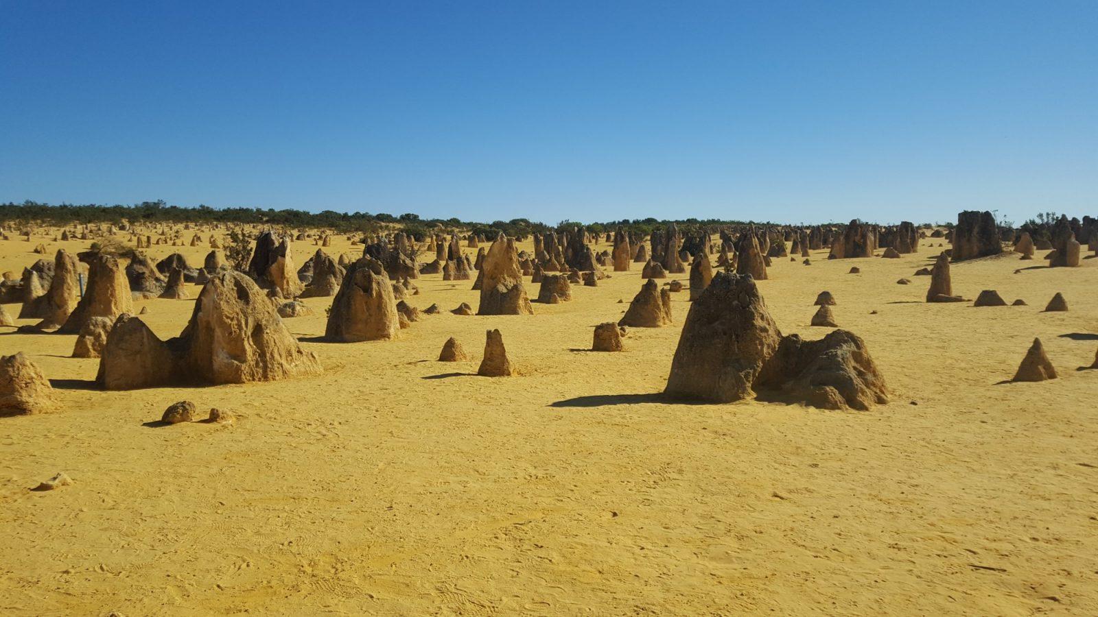 Pinnacles Nambung