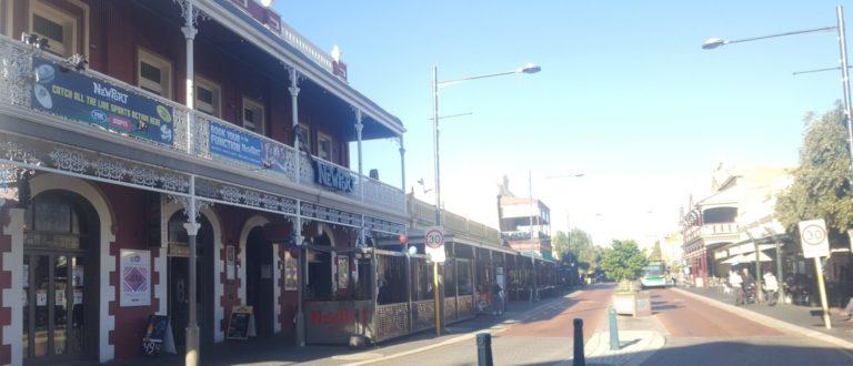 Article : Découverte des banlieues de Perth