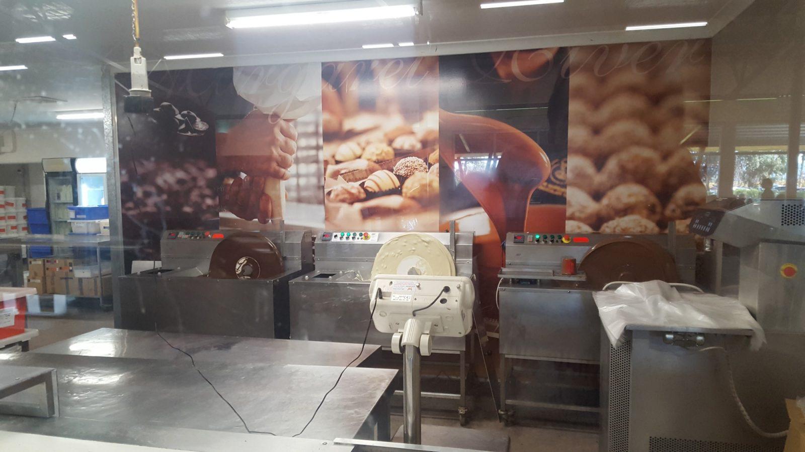 Machines Chocolat