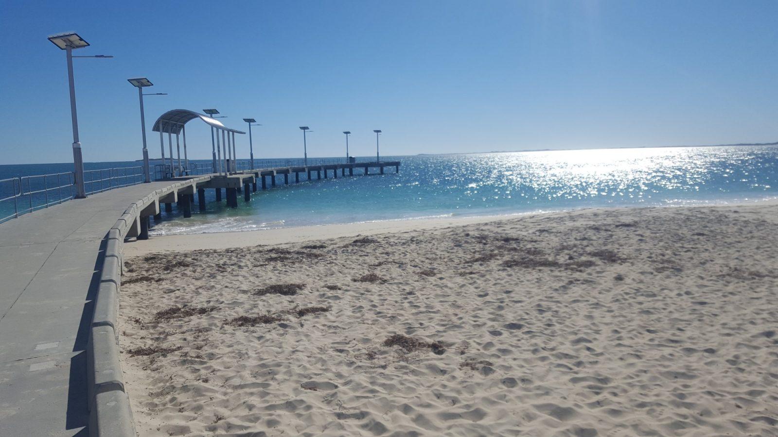 Plage Jurien Bay