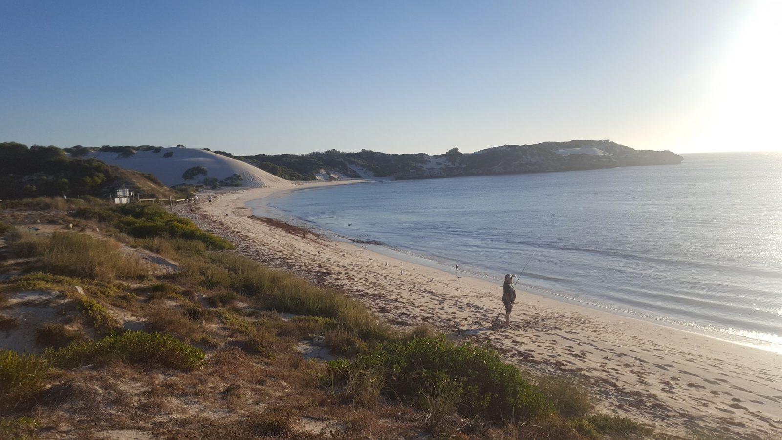 Sandy Cape plage