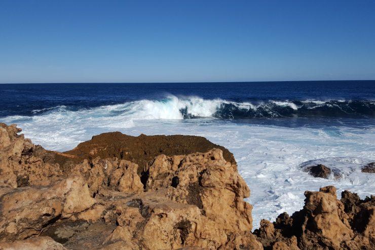 Carnarvon & Coral Bay, l'eau dans tous ses états