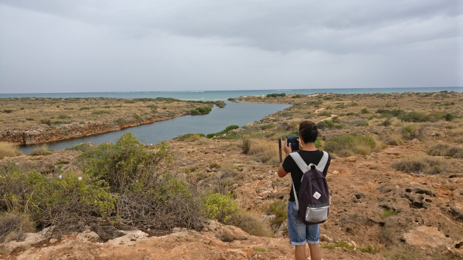 Yardie Creek Gorge photo