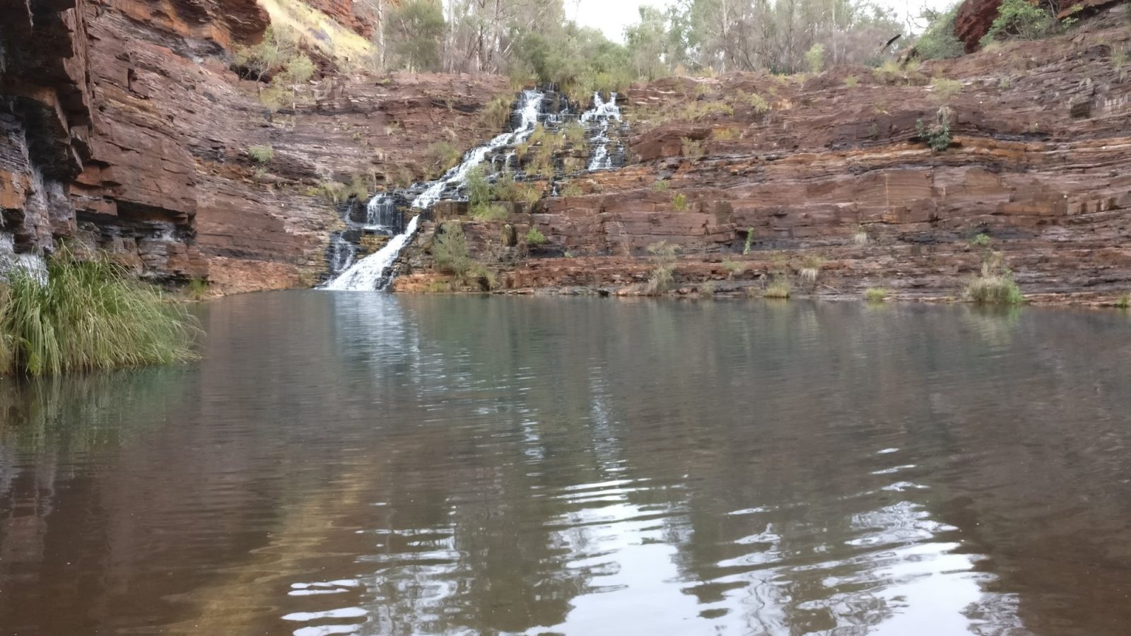 Fortescue Falls cascade
