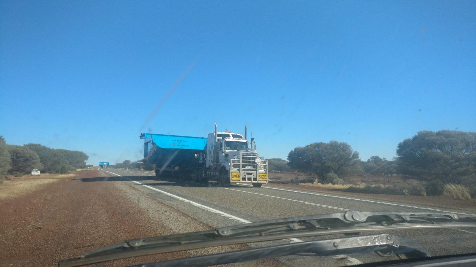 Convoi Australie